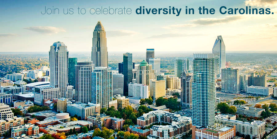 Join Us to Celebrate Diversity in the Carolinas