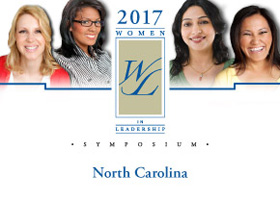 2017 North Carolina Women in Leadership Symposium